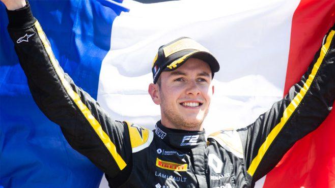 Formule 2 Anthoine Hubert