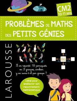 les-problemes-de-maths-petits-genies-CM2-larousse