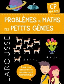 les-problemes-de-maths-petits-genies-CP-larousse