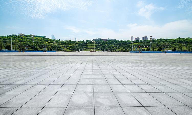 sol industriel beton poli