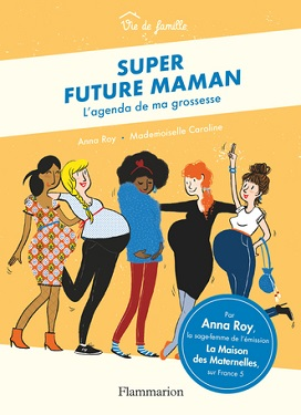 super-future-maman-vie-de-famille-flammarion