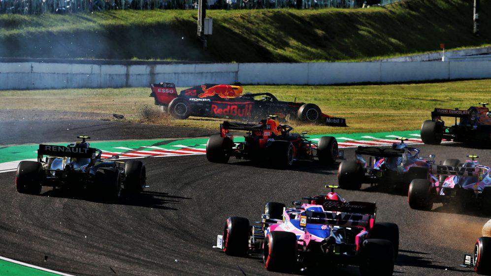 Formule 1 GP Japon Leclerc Verstappen