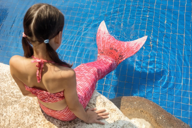 Les avantages de la mermaiding