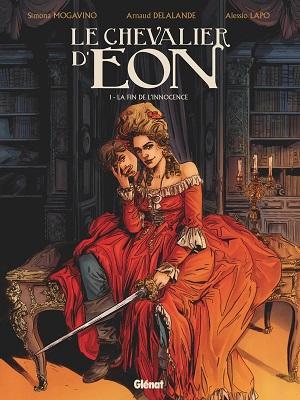 le-chevalier-d-eon-t1-fin-innocence-glenat
