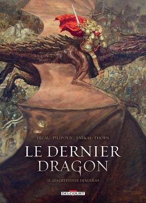 le-dernier-dragon-t2-les-cryptes-de-denderah-delcourt
