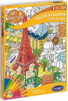 poster-a-colorier-géant-indéchirable-paris-sentosphere