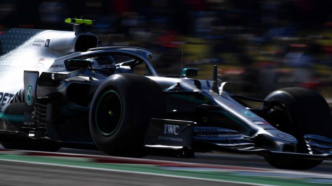 Formule 1 Lewis Hamilton 2019