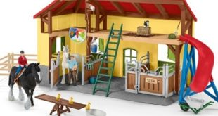 ecurie-farm-world-schleich