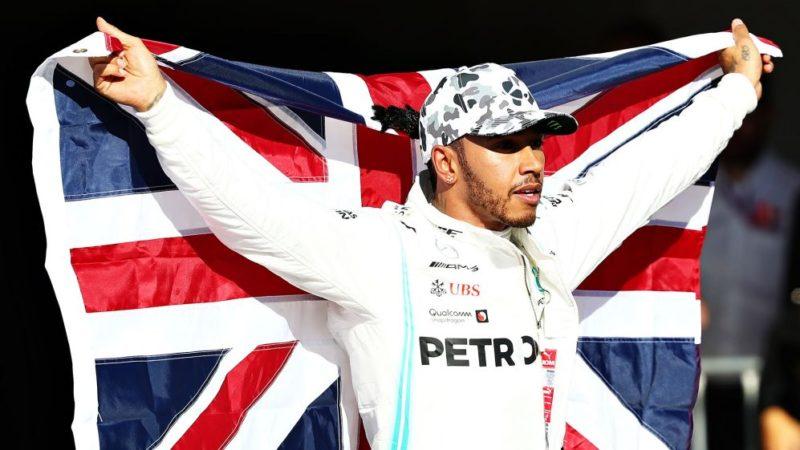 formule 1 Lewis Hamilton champion 2019