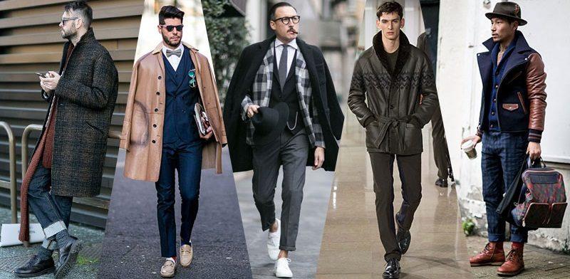 Manteaux en laine pour homme | Les tendances 2020 en ligne