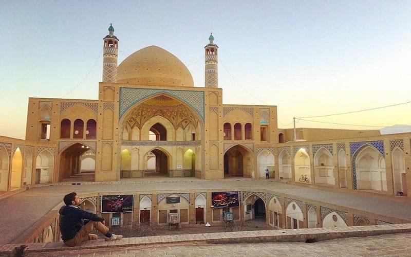 iran tourisme