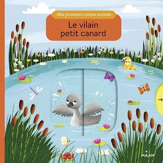 le-vilain-petit-canard-mes-premiers-contes-animes-milan
