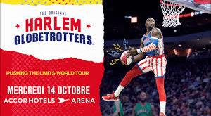 Les Harlem Globetrotters en tournée et à Paris en octobre 2020