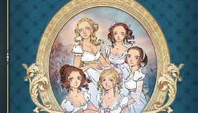 orgueil-et-prejuges-T1-les-cinq-filles-bennet-soleil