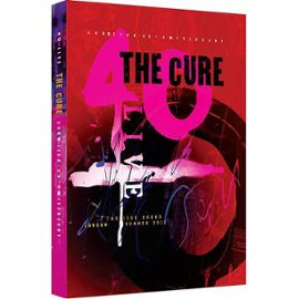 The Cure 40 live Curætion-25 + Anniversary