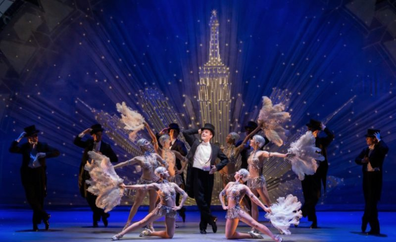comedie musicale chatelet