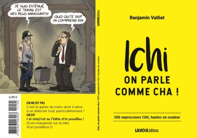 Ichi on parle comme cha