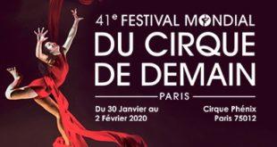 Le chapiteau du Cirque Phénix accueille le Festival du Cirque de Demain