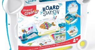 maped-crativ-board-station-bureau-creation