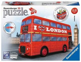 puzzle-3D-bus-londonien-ravensburger