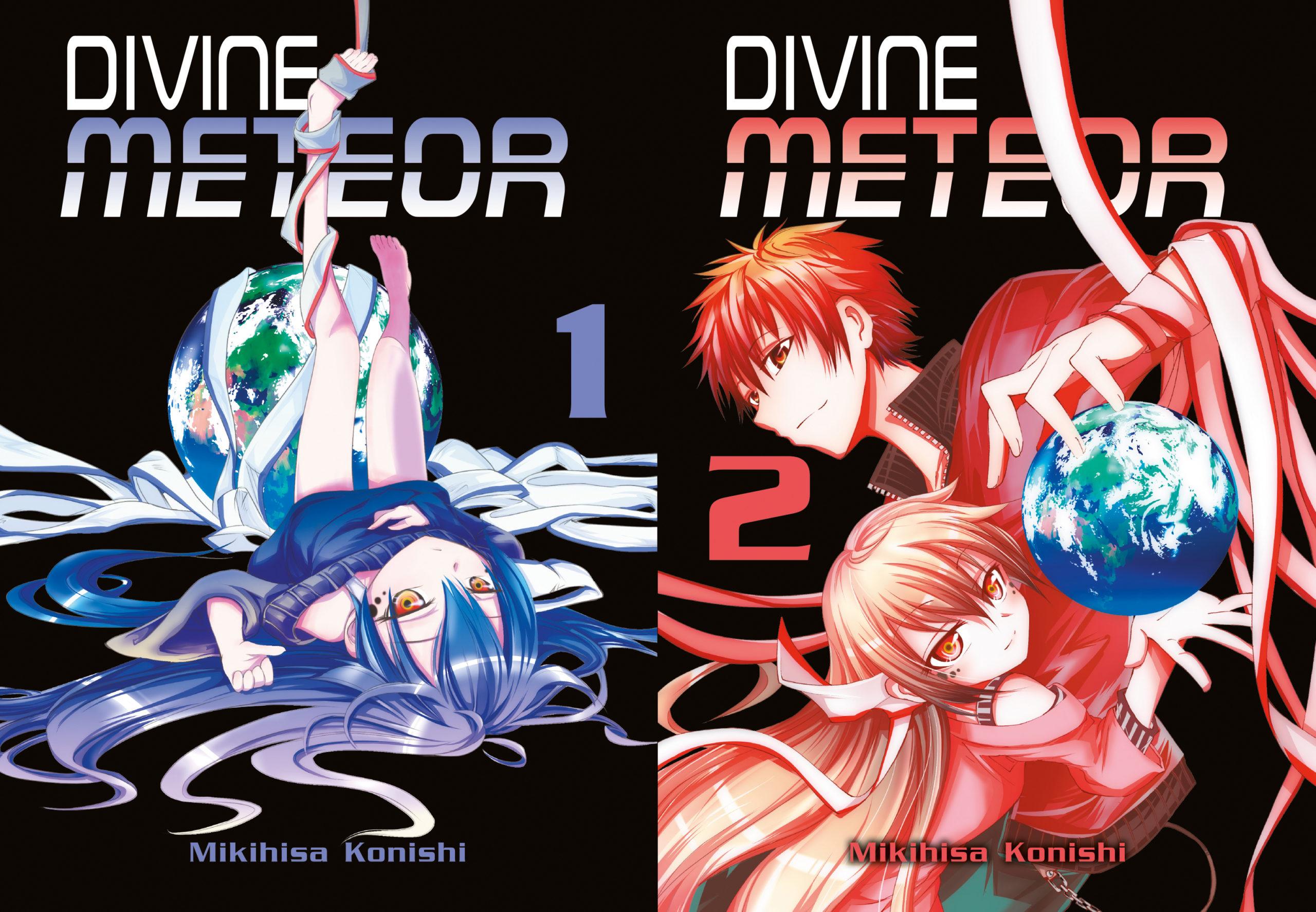 DIVINE METEOR T01/T02