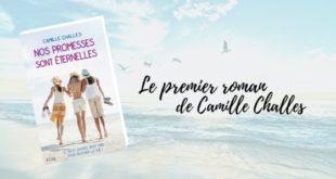 Nos promesses sont éternelles Camille Challes éditions City