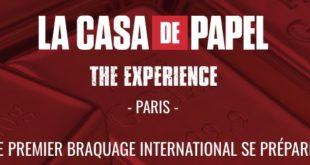 CASA DE PAPEL : Cessez d'être spectateur, rejoignez le Gang des Braqueurs !