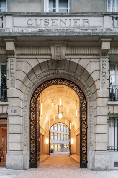 immeuble de coworking DESKOPOLITAN à Paris XI
