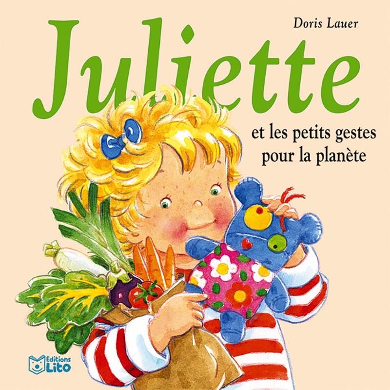 Juliette et les petits gestes pour la planète