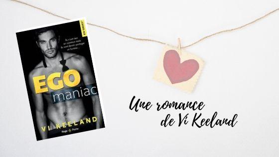 Egomaniac Vi Keeland