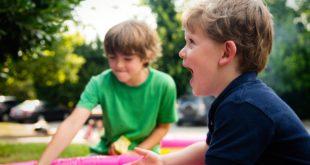 activités à faire avec les enfants
