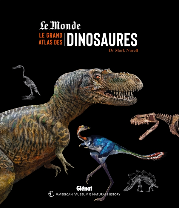 Le Grand Atlas des Dinosaures