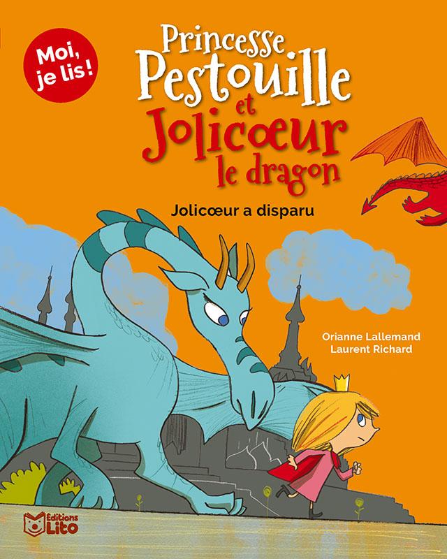Princesse Pestouille et Jolicoeur le dragon