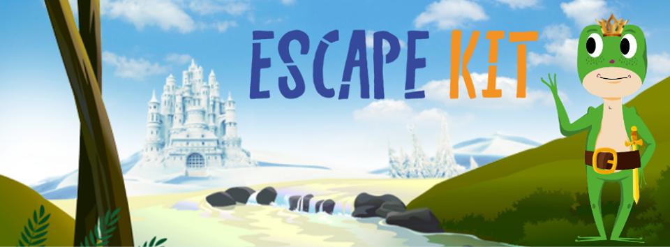 Escape Kit escape game à la maison