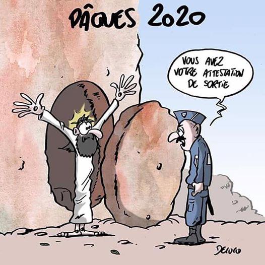 Confinement Et Fetes De Paques Compilation Humour 19