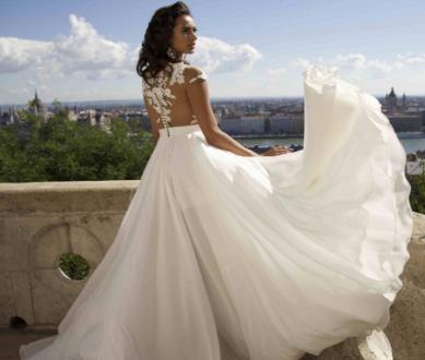 Trouver sa robe de mariée sur les sites de prêt à porter, c