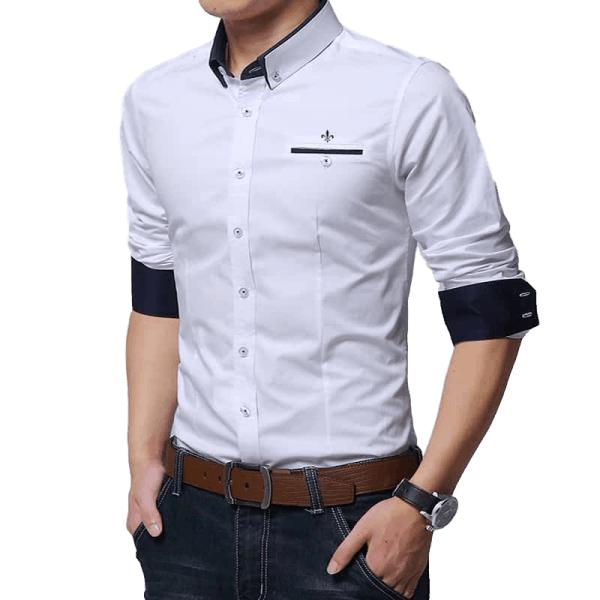 Comment acheter la chemise blanche parfaite 1