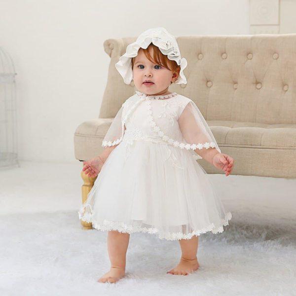 Comment Choisir Une Robe De Bapteme