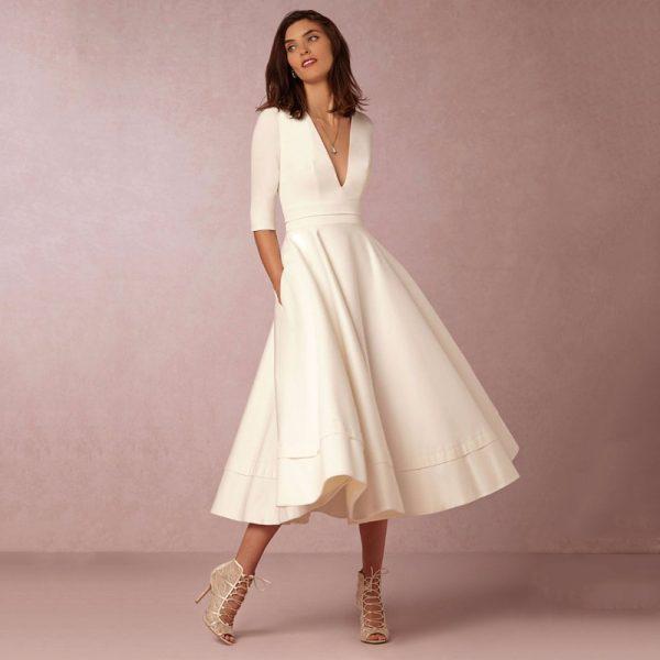 Pourquoi porter une robe blanche pour les cérémonies