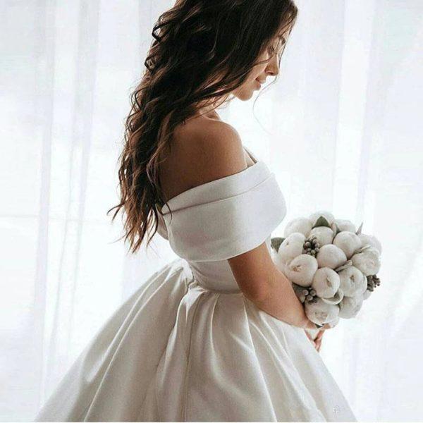 Robe longue de Mariage