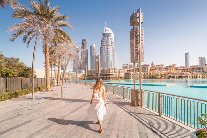 Voyage a Dubai
