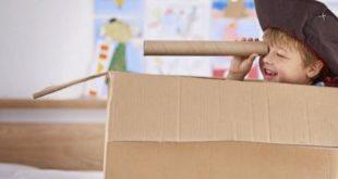 comment développer l'imagination de votre enfant