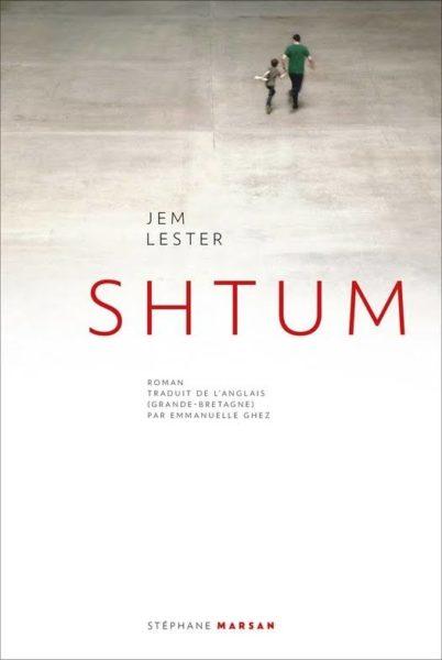 Schtum Jem Lester lecture