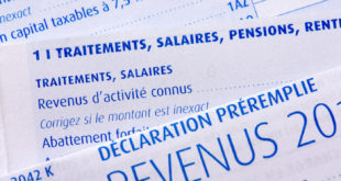 declaration de revenue