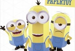 les-minions-papertoy-404-editions