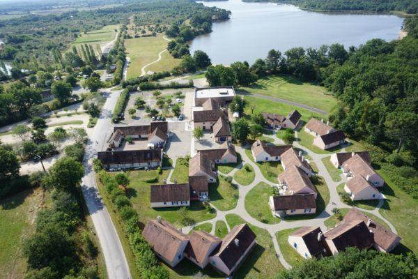 Village vacances au Domaine de Bellebouche