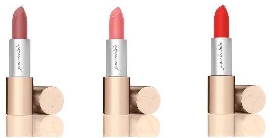 jane irredale rouge à lèvres triple luxe long lasting