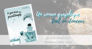 La saveur du printemps Kevin Panetta Savanna Ganucheau