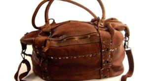 sac en cuir de qualité