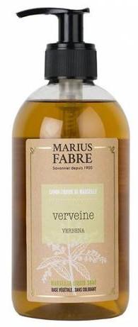 savon-liquide-de-marseille-verveine marius fabre